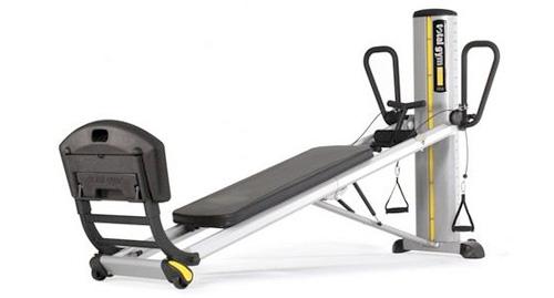 total gym 1000 cviky