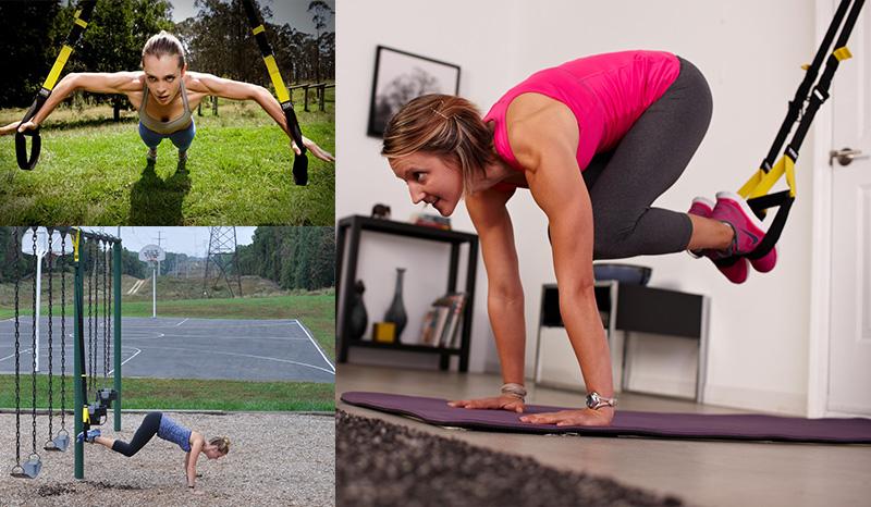 5 tipů na fitness nářadí pro postavu do plavek