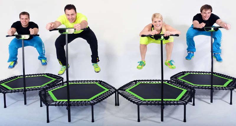 Jumping cvičení
