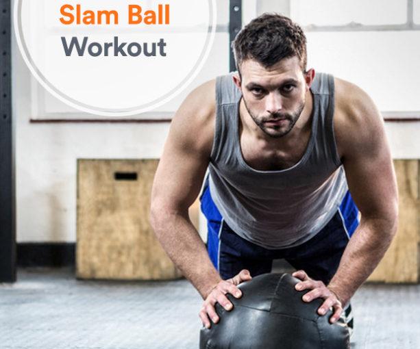 30minutový SlamBall workout