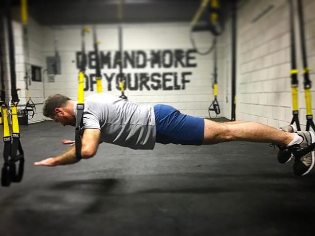 Funkční trénink a TRX