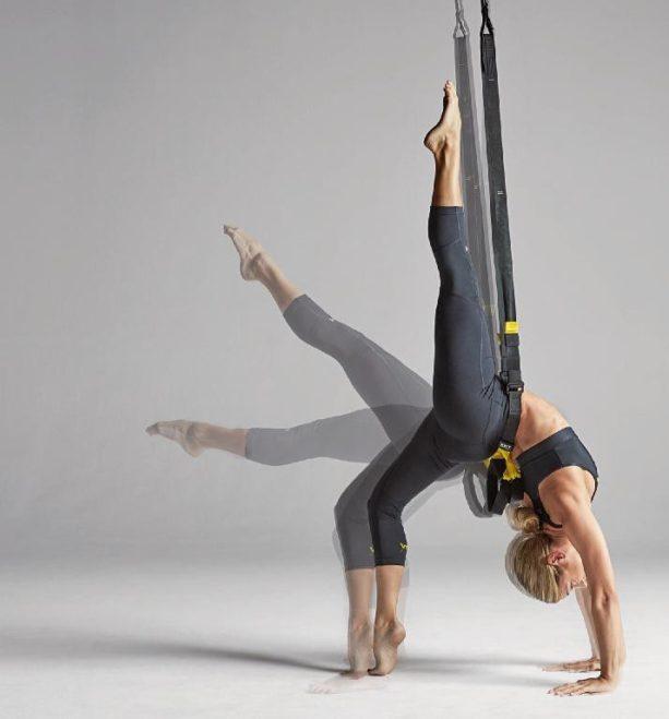 TRX® a jóga – zvláštní kombinace? Právě naopak!