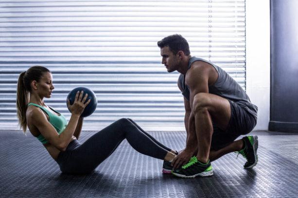 Chcete cvičit kdykoli a s celou rodinou? Zařiďte si domácí fitko