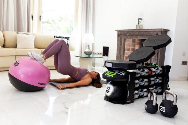 6 tréninkových pomůcek, které doma zkrátka musíte mít